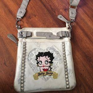 Handbags - Betty Boop purse